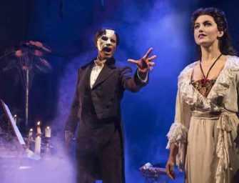 Phantom returns <br>in spirited production