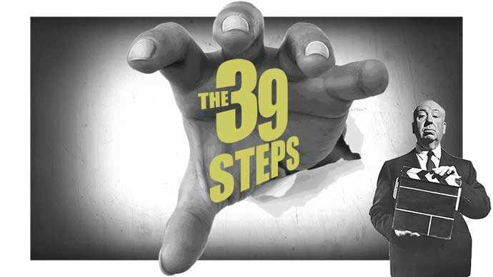The 39 Steps - WestmountMag.ca