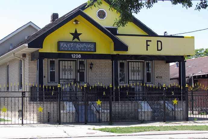Fats Domino's studio - WestmountMag.ca