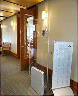 RFID security pedestals - WestmountMag.ca