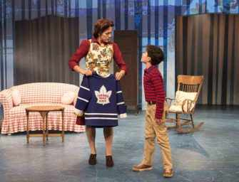 The Hockey Sweater: A Musical <br>skates to a triumph