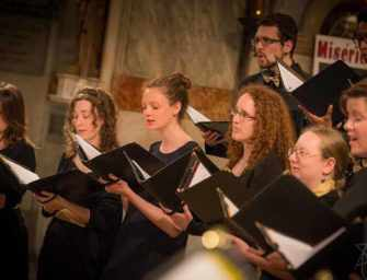 The Seraphim Choir's <br>birth and rebirth