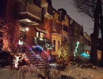 Westmount Here & There <br>December 21, 2017