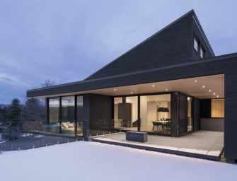 Villa Vingt à Lac-Beauport