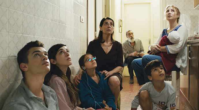 Une famille syrienne Festival Cinema Paradiso - WestmountMag.ca