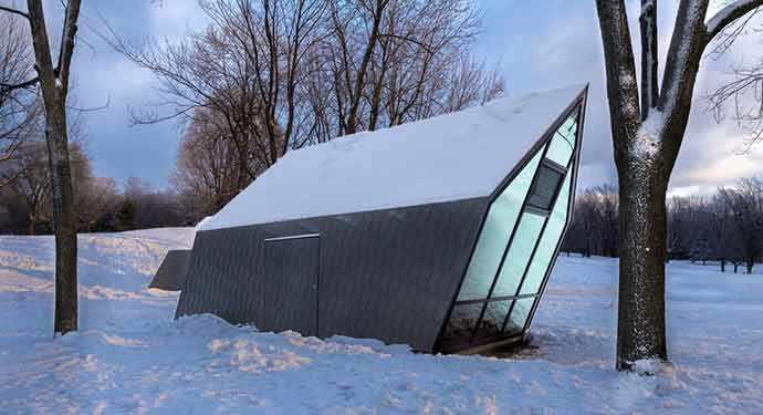 Kiosques du mont-Royal - Atelier Urban Face - WestmountMag.ca