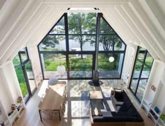 Fenêtre sur le Lac <br>ouverte sur la nature