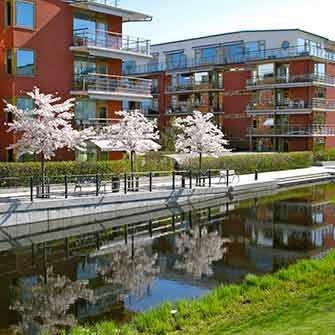 Hammarby Sjostad sustainable housing development - WestmountMag.ca