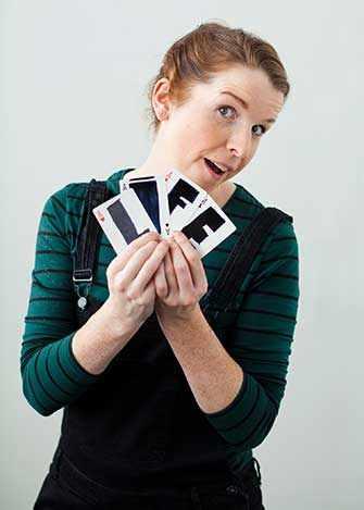 Laura Flynn Get Your Shuffle On - WestmountMag.ca