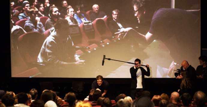 Leçon de cinéma de Podz - Westmountmag.ca