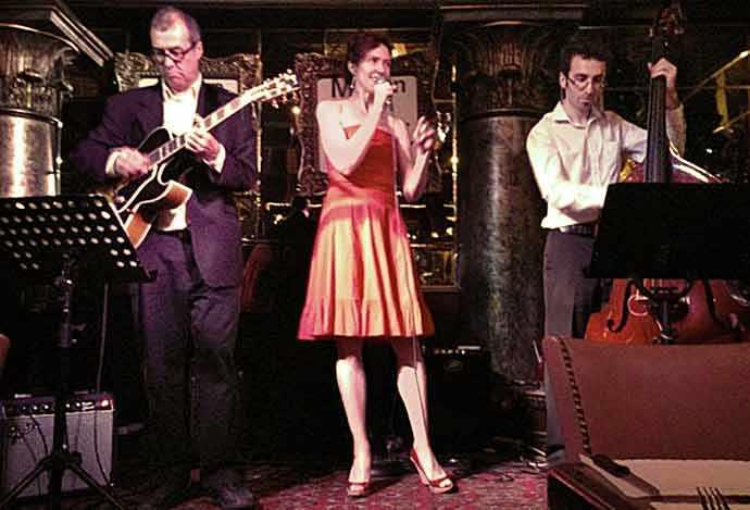 Maryn Ann Lacey Quintet - WestmountMag.ca