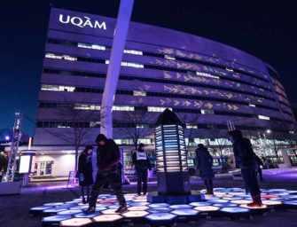 Nuit Blanche exaltante <br>le 3 mars à l'UQAM