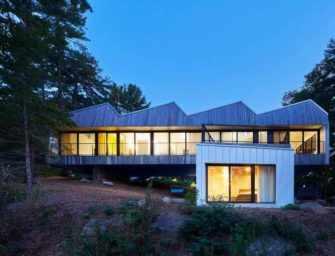 La résidence Sky House, <br>énergétiquement autonome