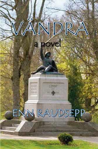 Vandra book cover - Westmountmag.ca
