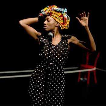 Tangente - Re-conter l'Afrique: Ceci n'est pas noire, d'Alesandra-Seutin - image: Vicki Igbokwe - WestmountMag