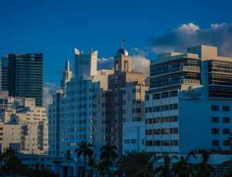 James St Laurent's Miami / 2 <br>The Art deco district