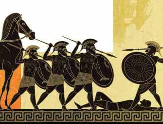 Series brings new life <br>to the Trojan War