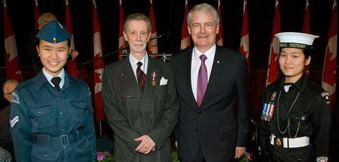 David Nicholson, Marc Garneau - WestmountMag.ca
