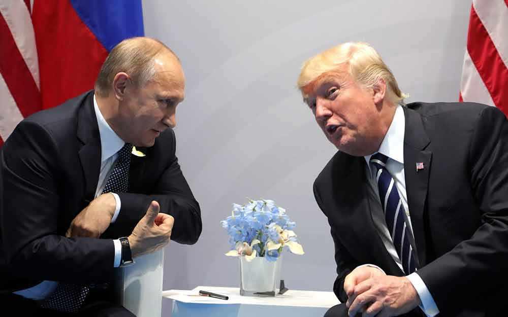 Putin and Trump - WestmountMag.ca