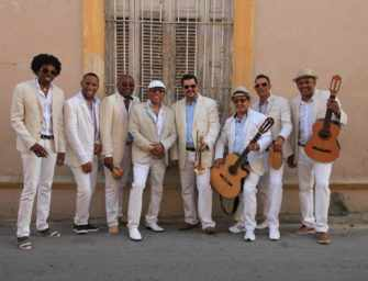 Cuban band Septeto Santiaguero packs Club Soda