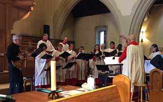 St. Mathias Choir - WestmountMag.ca