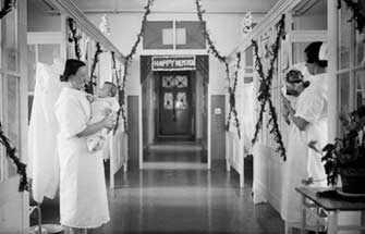 Alexandra Hospital ward - WestmountMag.ca