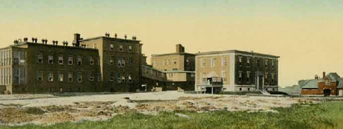 Alexandra Hospital - WestmountMag.ca
