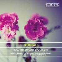 Kuhlau : Grandes sonates, Op. 71 & Op. 83 – WestmountMag.ca