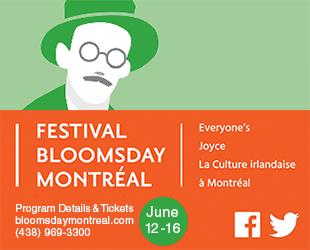 Bloomsday 2018 - Westmountmag.ca