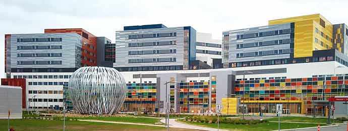 New Montreal Children's Hospital - WestmountMag.ca