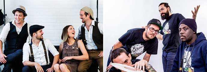 Jardins Gamelin – Trio BBQ et Pull Up Selecta – WestmountMag.ca