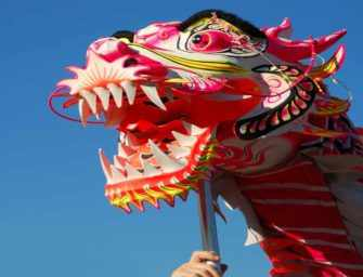China on the rise <br>roils Washington