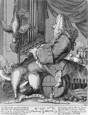 Handel-caricature – WestmountMag.ca