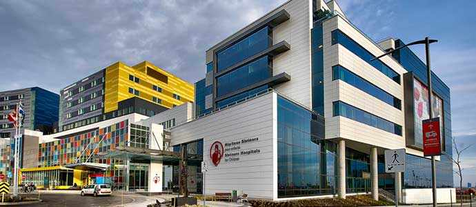 new Montreal Shriner's Hospital - WestmountMag.ca