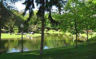 Westmount Park summer - WestmountMag.ca