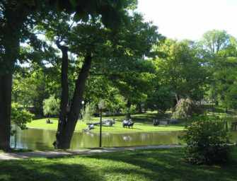 Picnics, portents and <br>poetry in the park /2