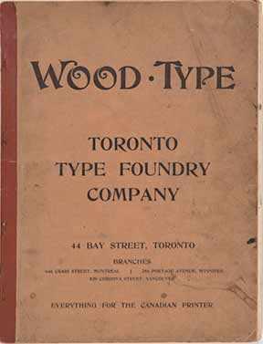 Wood type catalog - WestmountMag.ca