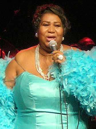 Aretha Franklin - WestmountMag.ca