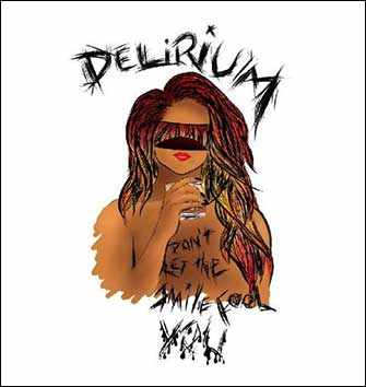 Delirium chapbook cover - WestmountMag.ca