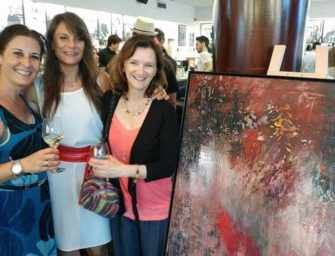 Impressions of expressionist <br>art at Duc de Lorraine