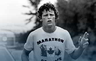 Terry Fox - WestmountMag.ca