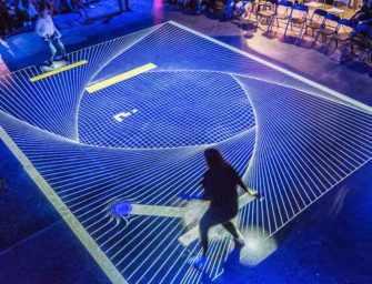 Projection architecturale <br>dans l'espace public