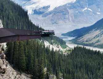 The natural wonders <br>of the Canadian Rockies