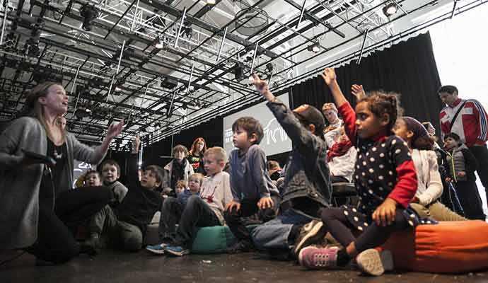 Les p'tit loups - Festival du nouveau cinéma de Montréal – WestmountMag.ca