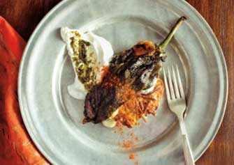 green chili latke - WestmountMag.ca