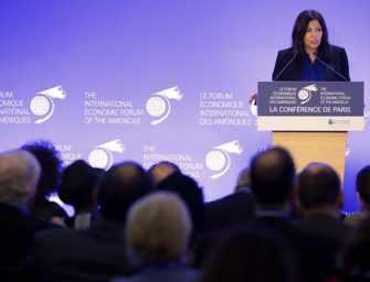 La Conférence de Paris: <br>populisme et multilatéralisme
