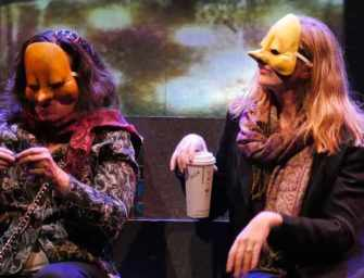Shakespeare's Sonnets <br>reborn via Infinitheatre