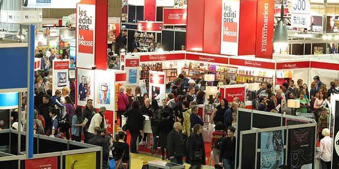 Salon du livre de Montréal - Montreal Book Fair - WestmountMag.ca