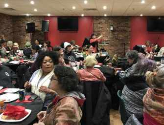 Local women's shelter celebrates the Holidays