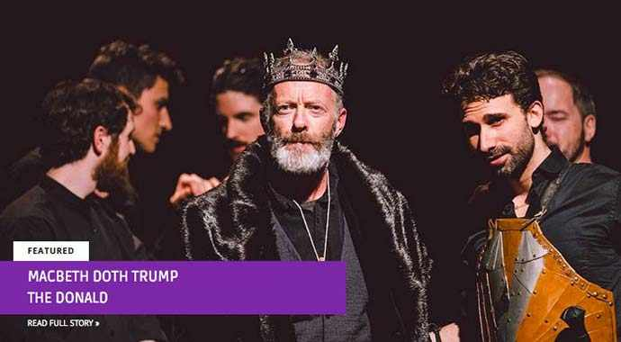 Macbeth doth Trump the Donald - WestmountMag.ca